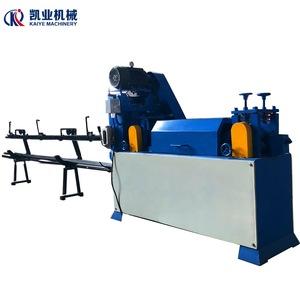 metal cutting straightening cutting machine, metal cutting