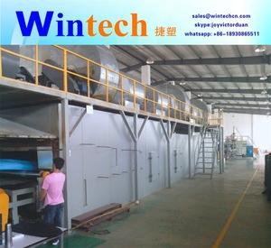 ixpe foam sheet production line, ixpe foam sheet production line