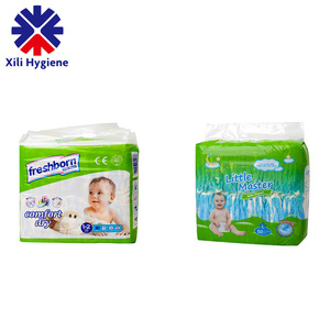 pe film baby diaper and free sample, pe film baby diaper and