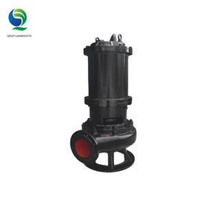 river sewage submersible pump, river sewage submersible pump