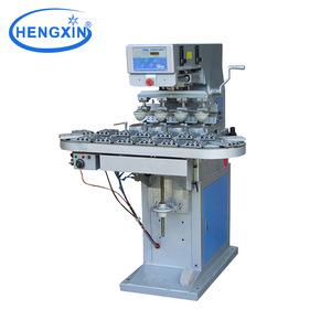 round pad printing machine, round pad printing machine