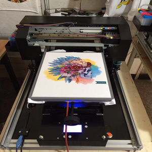 printing machine for canvas and t shirt, printing machine