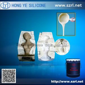 silicone rubber concrete statues molds for sale, silicone