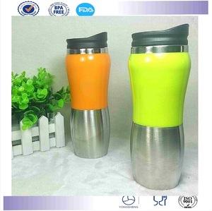 Stainless Steel Travel Thermal Mug
