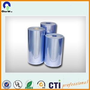 PVC THICK 0.3MM UV COLD CRACK RESISTANT OUTDOOR SUITABLE CLEAR PVC SHEETING