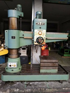 used radial drilling machine z3050, used radial drilling